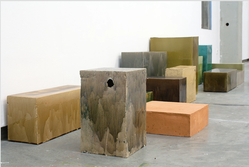 Plinths, 2014